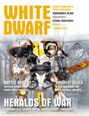 White Dwarf Issue 05: 1 March 2014