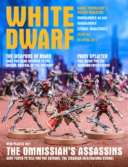White Dwarf Issue 62: 04 April 2015