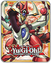 Yu-Gi-Oh 2015 Mega Tin Odd-Eyes Pendulum Dragon Collector's Tin
