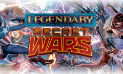 Legendary: A Marvel Deck Building Game - Secret Wars