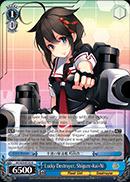 Lucky Destroyer, Shigure-Kai-Ni - KC/S25-E133 - R