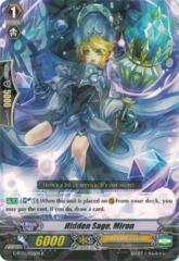 Hidden Sage, Miron - G-BT02/022EN - R