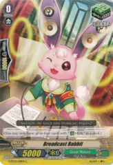 Broadcast Rabbit - G-BT02/091EN - C on Channel Fireball