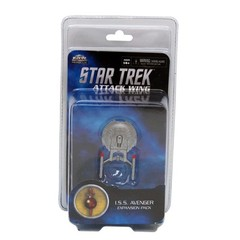 Star Trek: Attack Wing – I.S.S. Avenger Mirror Universe Expansion Pack