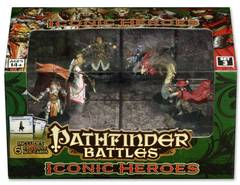 Pathfinder Battles: Iconic Heroes Set #3
