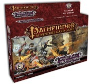 Pathfinder Adventure Card Game - Wrath of Righteous Deck 2: Sword of Valor