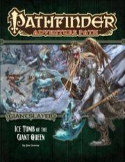 Pathfinder Adventure Path #94: Ice Tomb of the Giant Queen (Giantslayer 4 of 6)