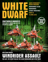 WHITE DWARF ISSUE 64: 18 APRIL 2015
