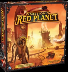 Mission: Red Planet (2015 FFG Version)