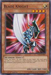 Blade Knight - YS15-ENF07 - Common - 1st Edition