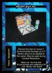 MD304 Burn Kit