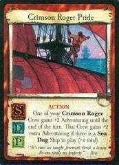 Crimson Roger Pride