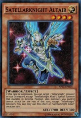 Satellarknight Altair - AP07-EN004 - Super Rare - Unlimited Edition