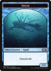 Squid Token - M15 League Promo