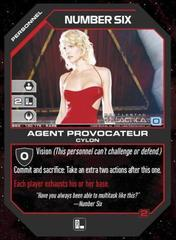 Number Six Agent Provocateur