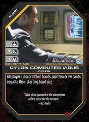 Cylon Computer Virus
