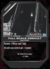 Full Scale Assault