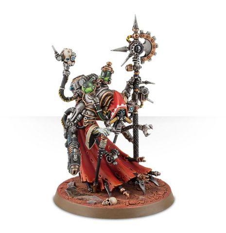 Adeptus Mechanicus Tech-Priest Dominus - Miniatures » Games Workshop