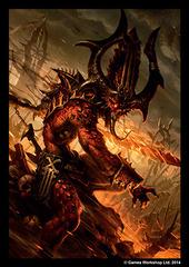 Fantasy Flight Games - Warhammer Art Sleeve: Chaos Daemons
