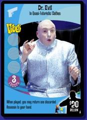 Dr. Evil In Quasi-Futuristic Clothes