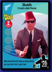 Mustafa Tri-questa-phobic Assassin