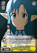 Bitter Memories, Asuna - SAO/SE23-E02 - C - Foil