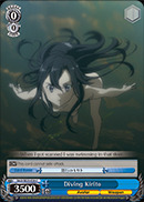 Diving Kirito - SAO/SE23-E26 - C - Foil