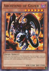 Archfiend of Gilfer - DPBC-EN011 - Common - 1st Edition on Channel Fireball