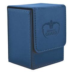 Blue - Flip Deck Box (Ultimate Guard) - 100+