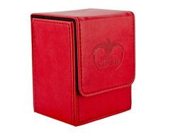 Red - Flip Deck Box (Ultimate Guard) - 100+