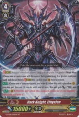 Dark Knight, Efnysien - G-FC01/028EN - RR on Channel Fireball