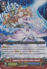 Legend of the Glass Shoe, Amoris - G-FC01/044EN - RR on Channel Fireball
