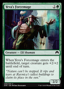 Yevas Forcemage