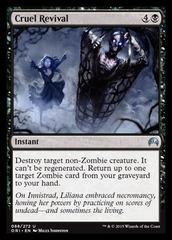 Cruel Revival - Foil