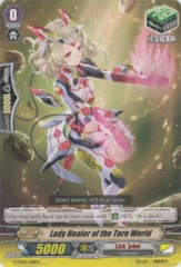 Lady Healer of the Torn World - G-TD05/018EN - TD