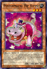 Performapal Hip Hippo - SP15-EN015 - Shatterfoil - 1st Edition