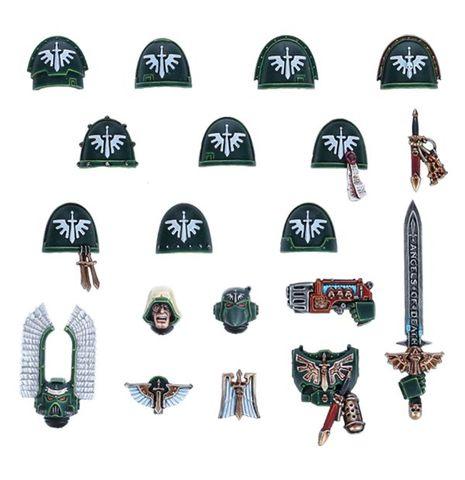 (44-80)Dark Angels Upgrade Pack