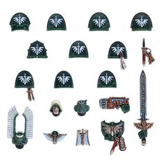 (44-80)Dark Angels Upgrade Pack