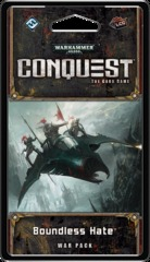 Warhammer 40,000: Conquest War Pack - Boundless Hate