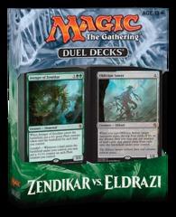 MTG Duel Decks: Zendikar vs Eldrazi