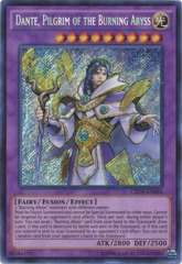 Dante, Pilgrim of the Burning Abyss - CROS-EN084 - Secret Rare - Unlimited Edition
