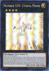 Number S39: Utopia Prime - CROS-EN094 - Super Rare - Unlimited Edition