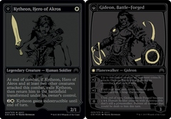 Kytheon, Hero of Akros // Gideon, Battle-Forged - SDCC Exclusive Promo - ORI