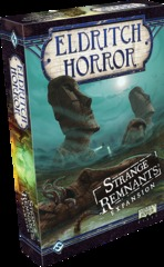 Eldritch Horror - Strange Remnants Expansion