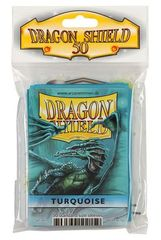Dragon Shield 50 count Standard Size - Turquoise