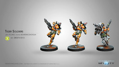 Tiger Soliders (280375-0512)