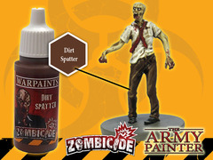 Warpaints Zombicide Dirt Splatter Paint