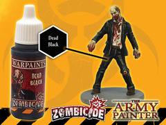 Warpaints Zombicide Dead BlackPaint