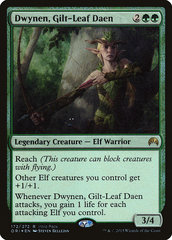 Dwynen, Gilt-Leaf Daen - Intro Pack Promo