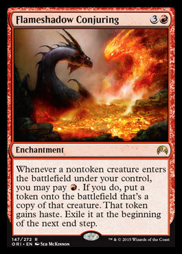 Flameshadow Conjuring - Foil